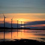 Eolico e solare prima fonte di energia nel Regno Unito