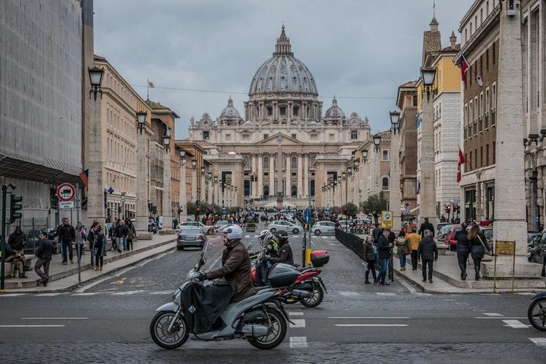 roma divieto diesel