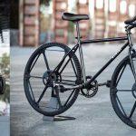 Arriva la ruota pieghevole che rivoluziona il mondo delle bici