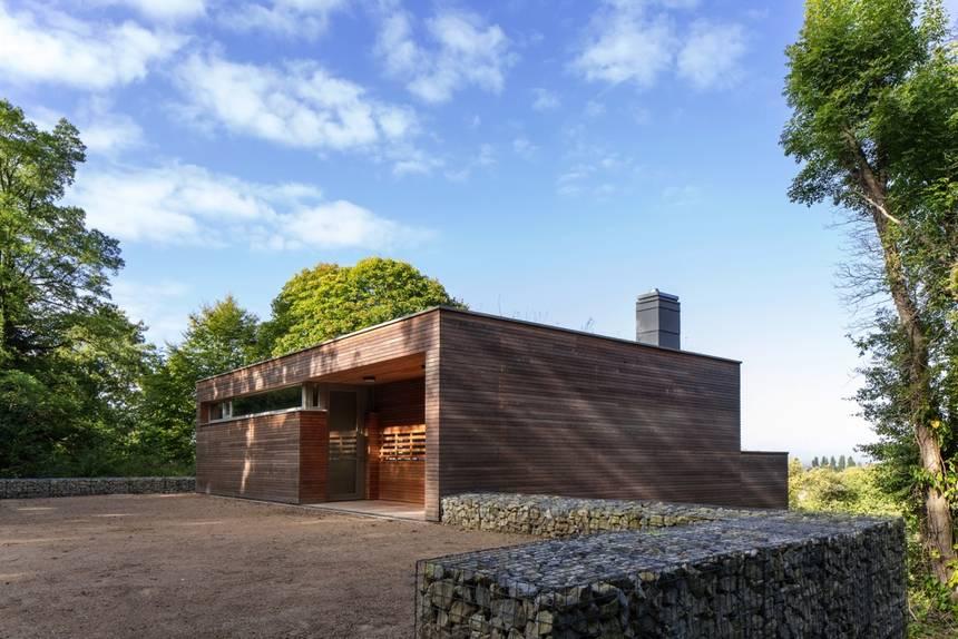 La casa passiva che diventa una centrale elettrica verde for Piani di casa passivi