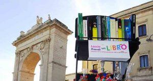 come riciclare i libri