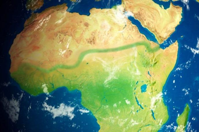 muraglia verde africa