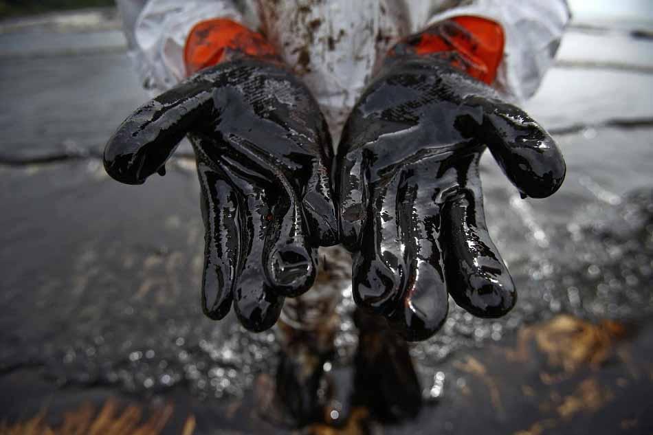 pozzo petrolifero colombia