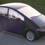 Sion: l' auto a energia solare per spostarsi da casa in ufficio a costo zero