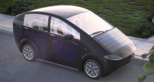auto a energia solare