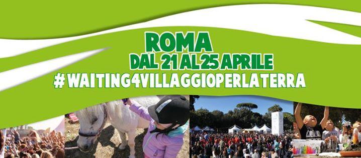 Earth Day Villa Borghese Programma