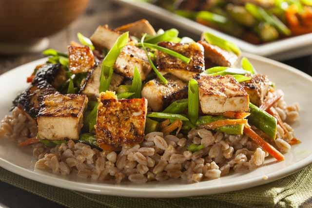 hamilton piatto tofu