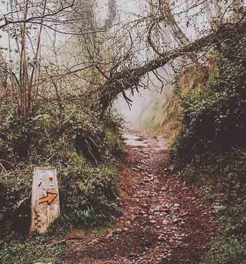 itinerario della galizia