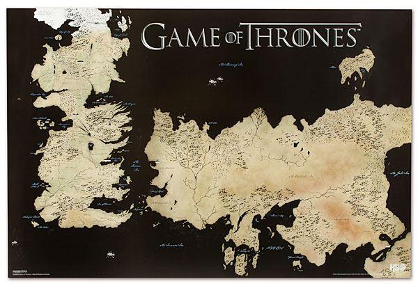 mappa il trono di spade westeros essos