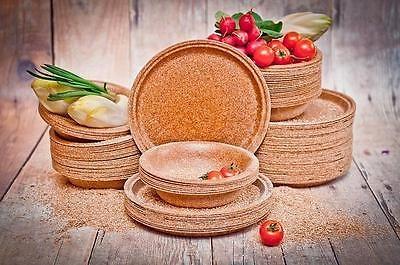 piatti e stoviglie biodegradabili