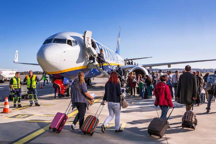 turismo di massa internazionale