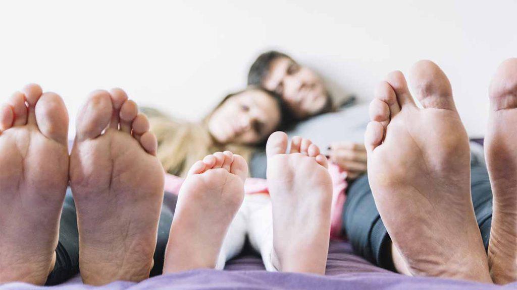 Problema della puzza dei piedi cattivo odore