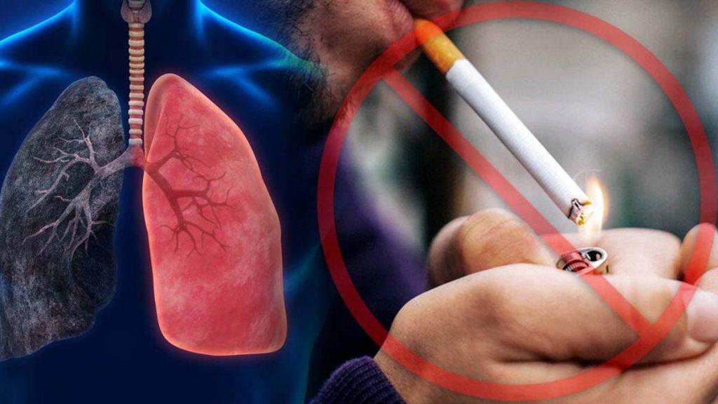 smettere di fumare alimenti
