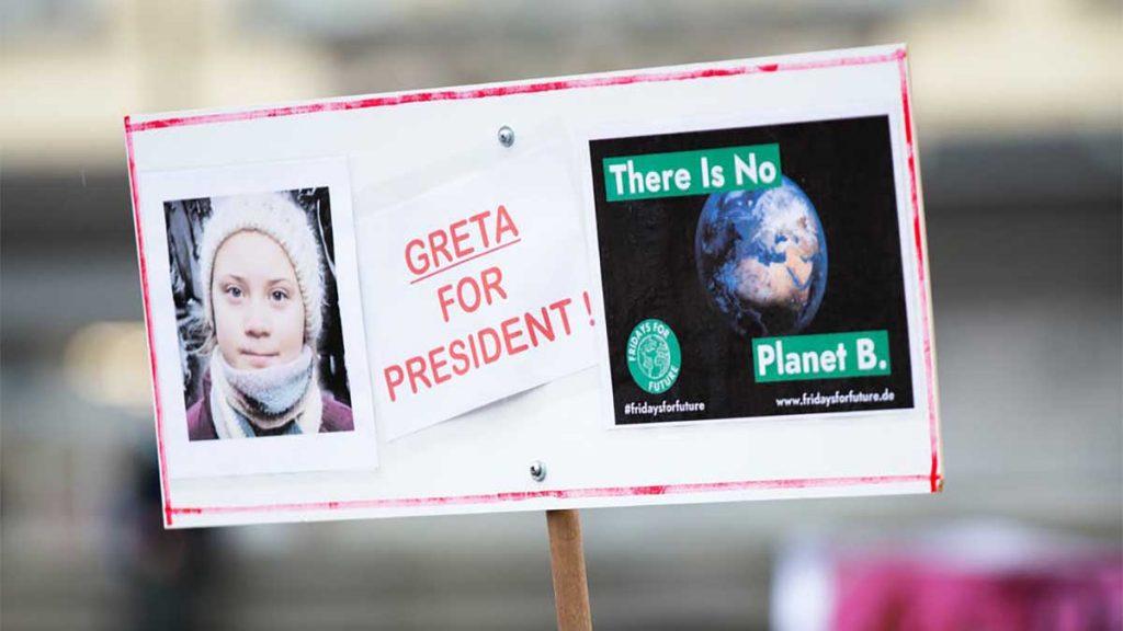 greta for president