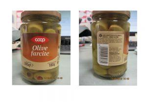 olive farcite coop