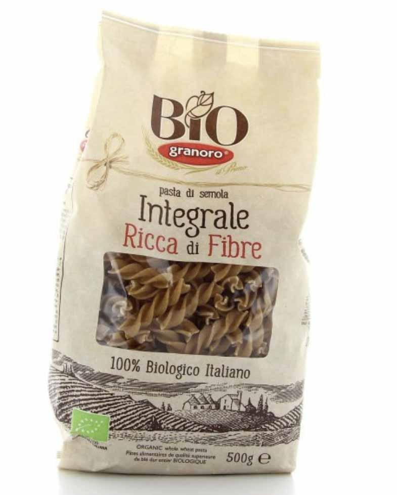 Pasta Granoro Integrale