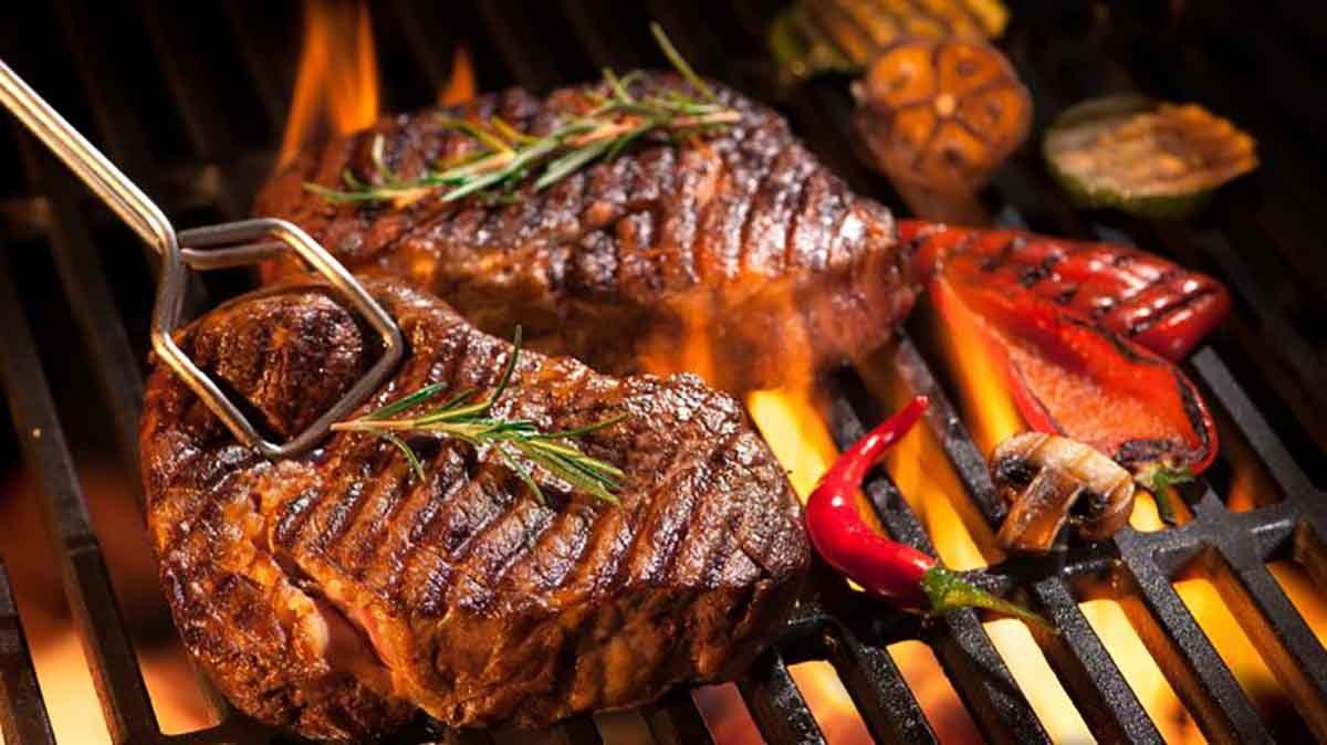 carne alla griglia batteri intestinali