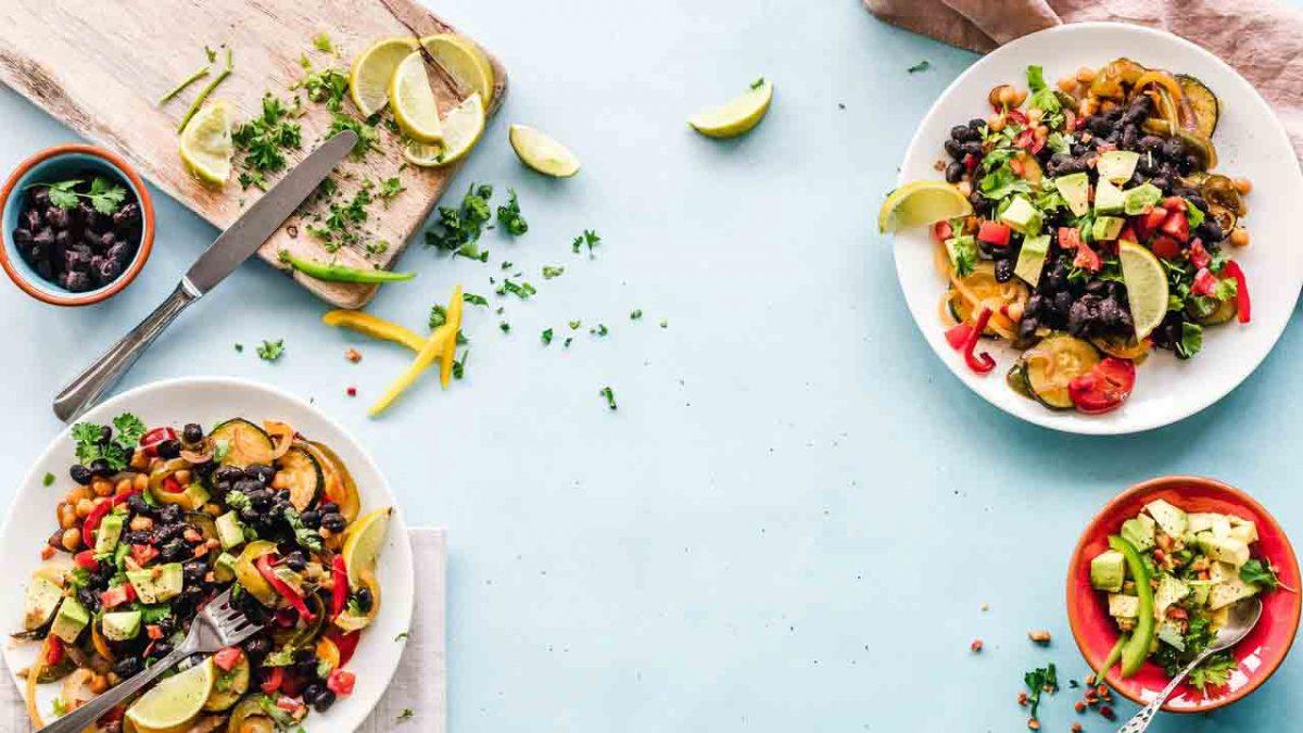 Cucina vegetariana e salute