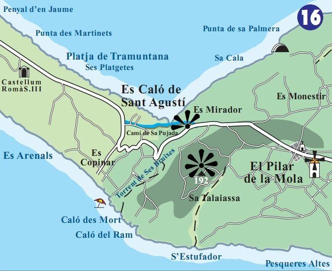 Cam de Sa Puyada Formentera