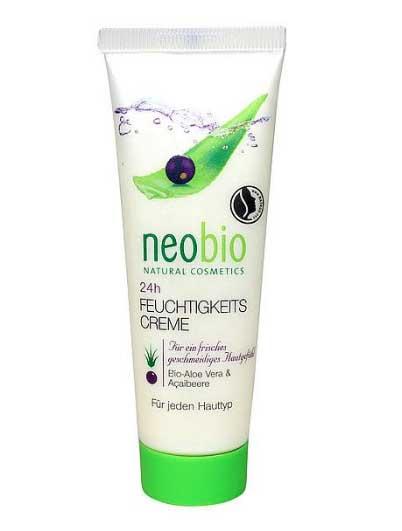crema per la pelle cruelty free neobio