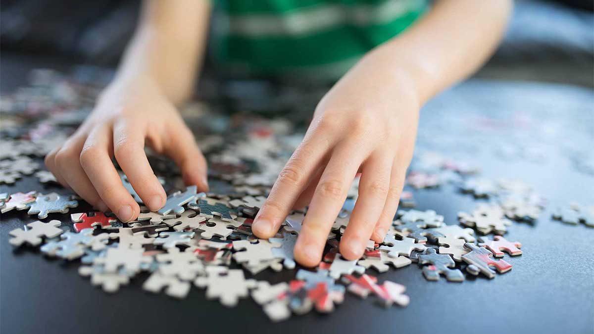 puzzle bambini intelligenti