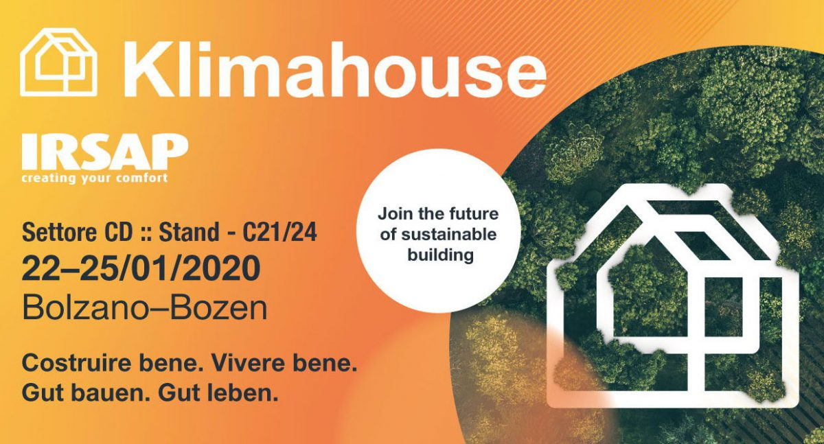 Klimahouse 2020 la fiera dell'edilizia sostenibile