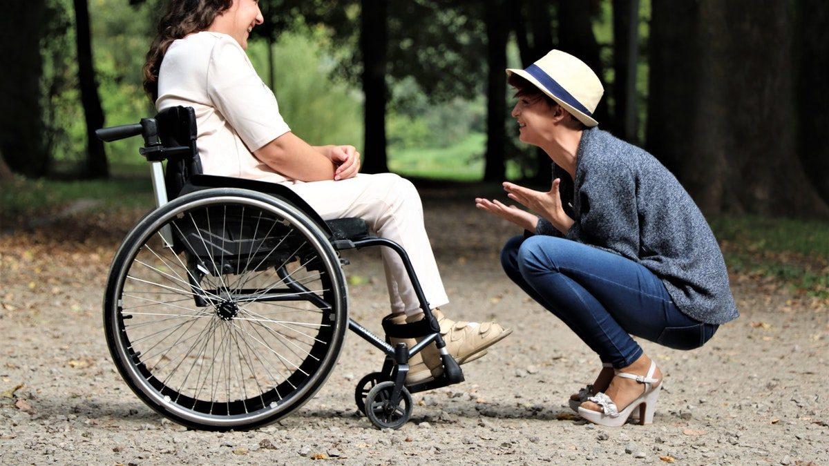 Sedie A Rotelle O Carrozzine Ecco Come Aiutare Un Disabile A Spostarsi Ambiente Bio