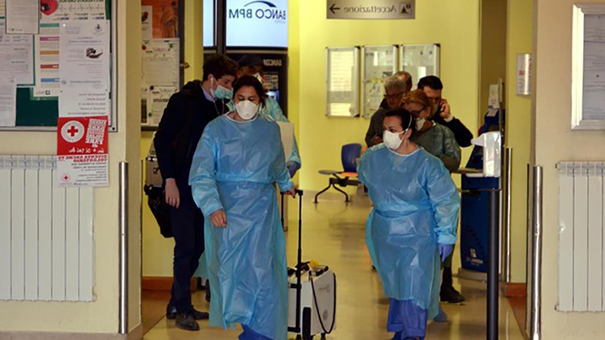 coronavirus italia ordine nazionale dei biologi
