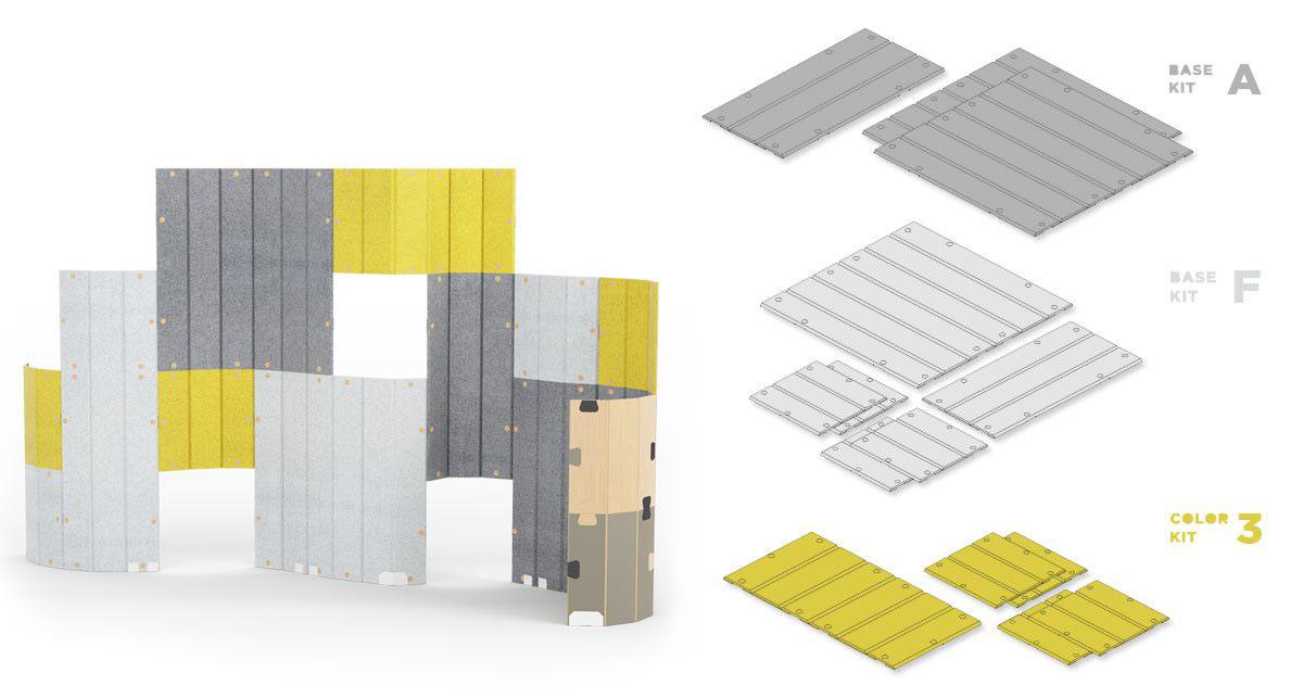 quiet bits wood skin kit montaggio
