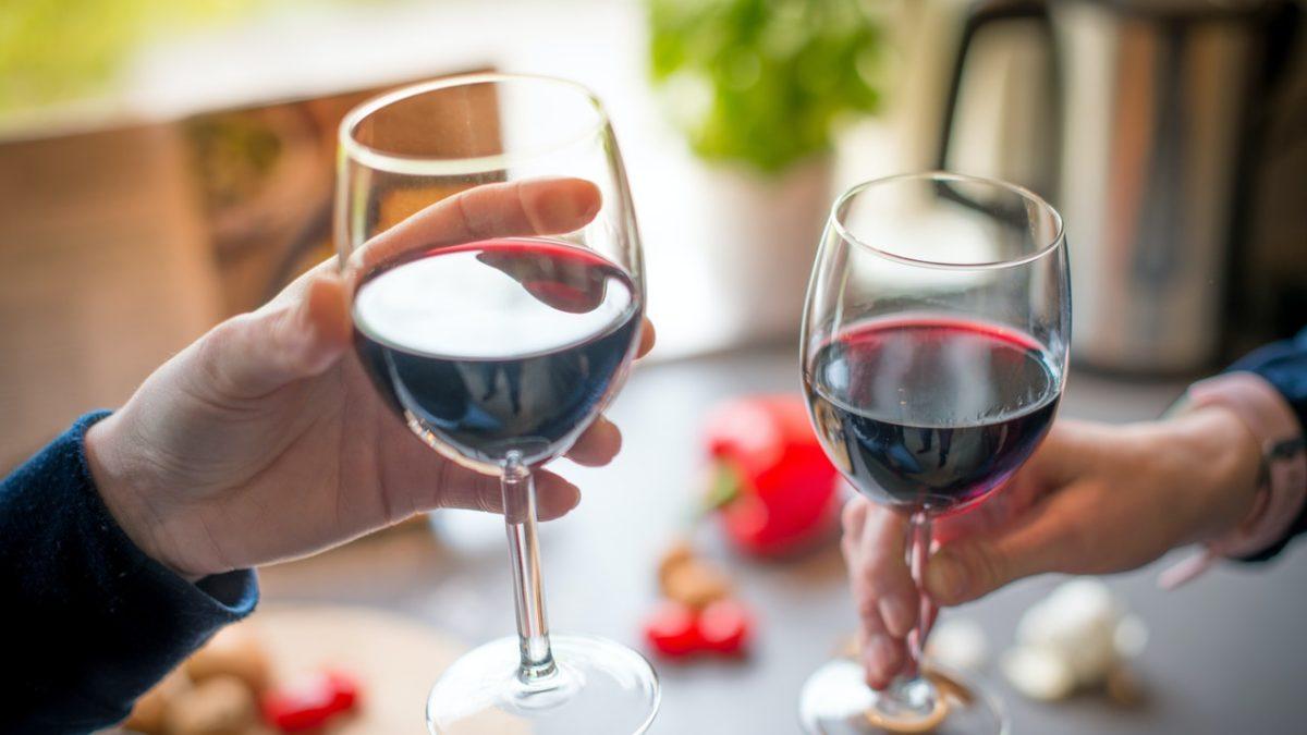 quercetina vino rosso