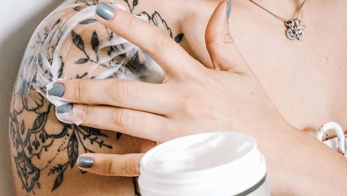 CBD come usarlo per la cura della pelle