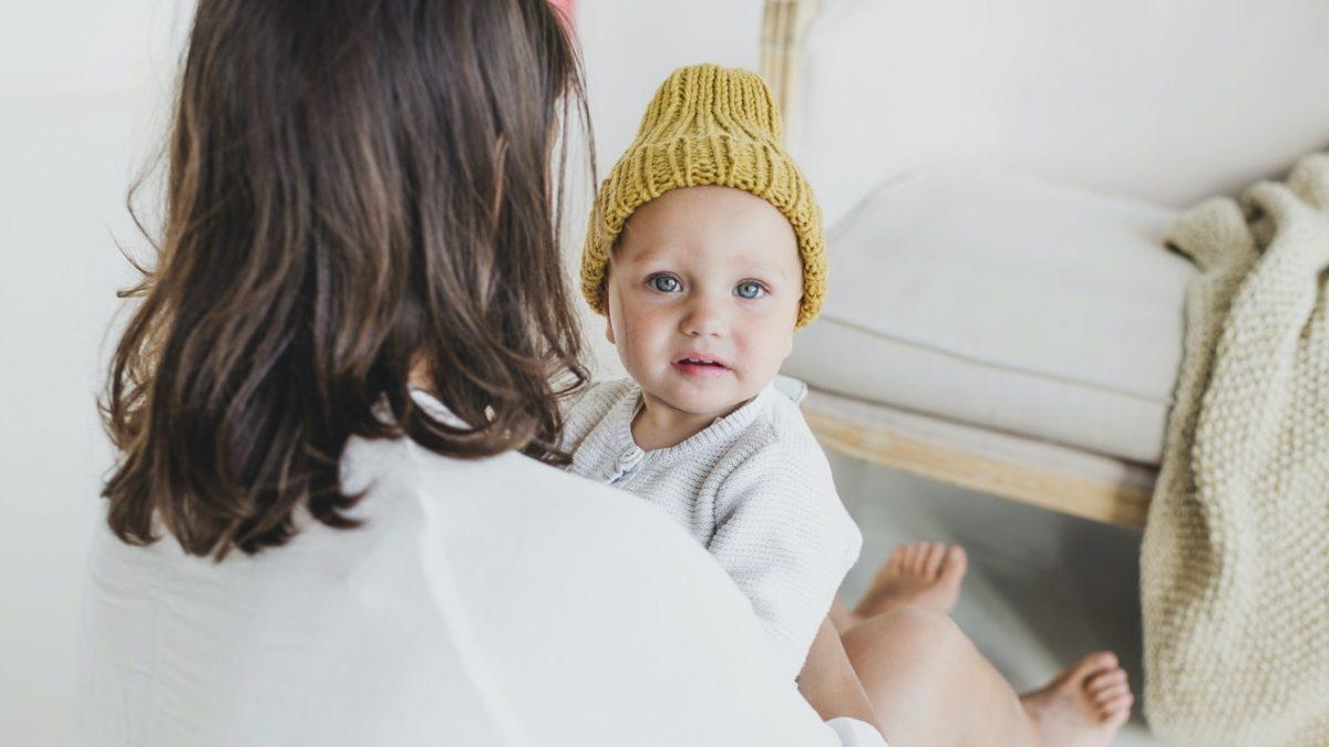 singhiozzo neonato