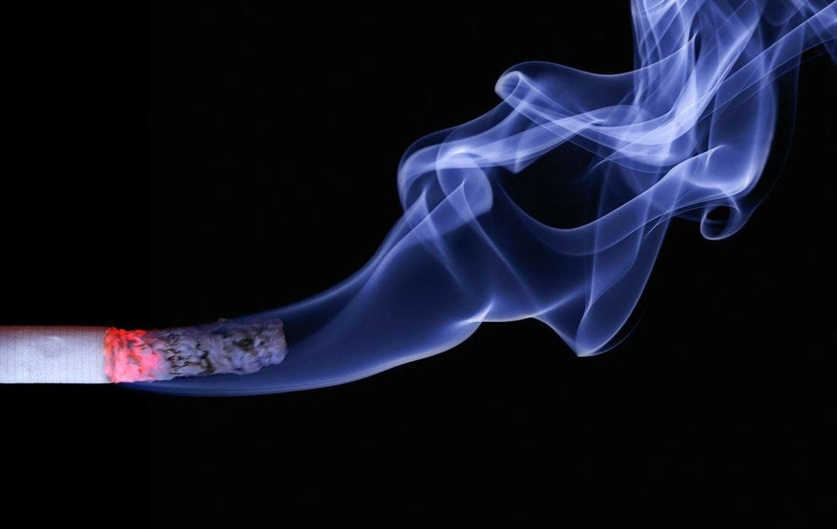 smoke fumo passivo