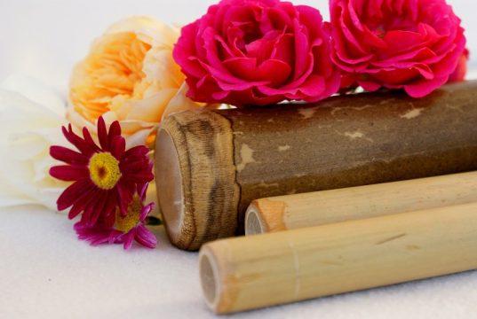 I benefici del bamboo massage