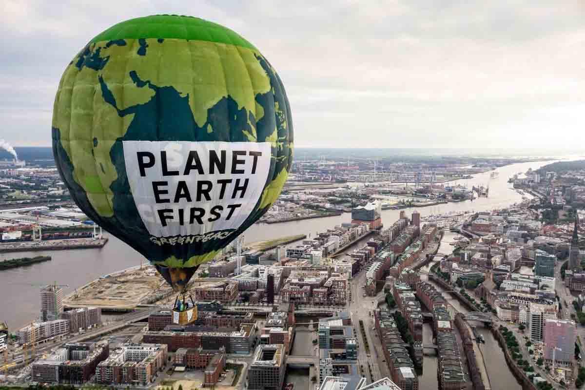 Greenpeace chiede al governo italiano chiarezza vuole for Sito governo italiano