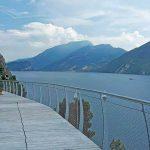 Bellezze d'Italia: è sul Lago di Garda la pista ciclabile più bella al mondo
