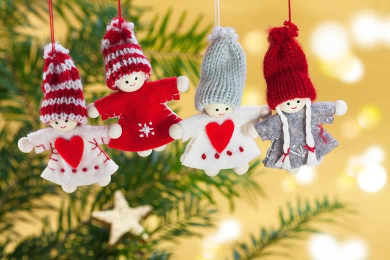 Come Creare Lavoretti Di Natale.Lavoretti Di Natale 12 Cose Che Non Devi Comprare Ambiente Bio