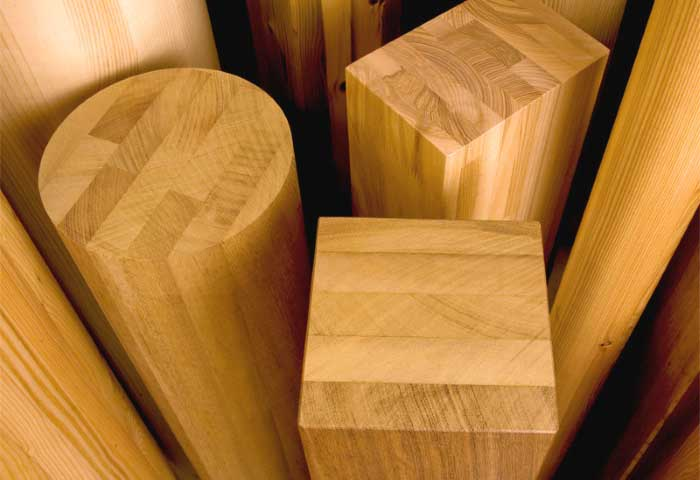 assi legno lamellare