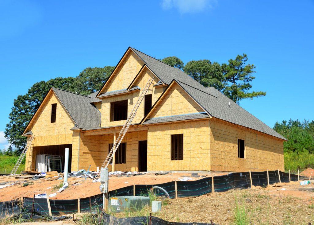 casa in legno fibra di legno