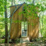 Come costruire una casa nel bosco in 6 settimane con un budget di 4.000 $