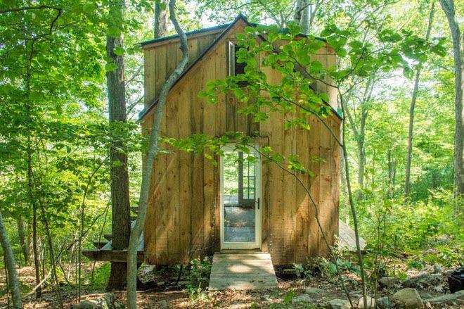 casa nel bosco 4000 dollari