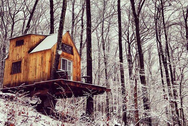 casa nel bosco dave herrle