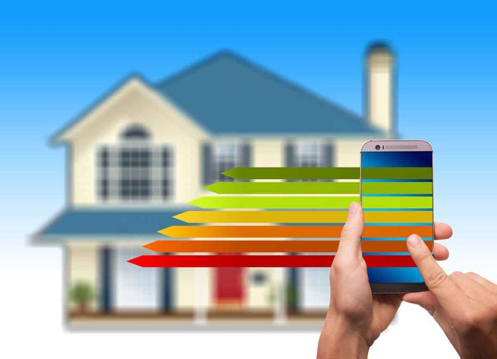 domotica wireless risparmio energetico