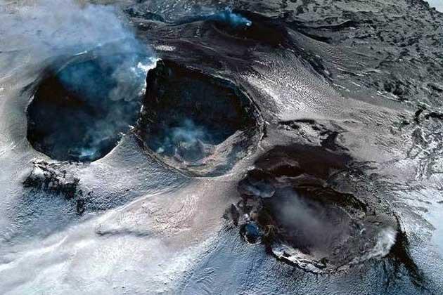 eruzioni etna previsione 2018