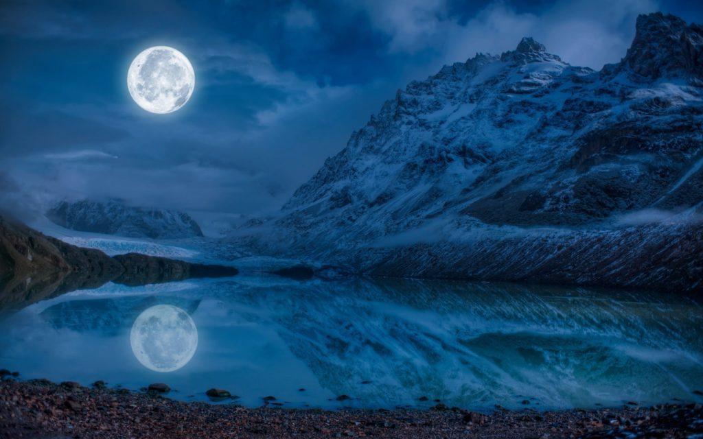 luna e parto fasi lunari teorie