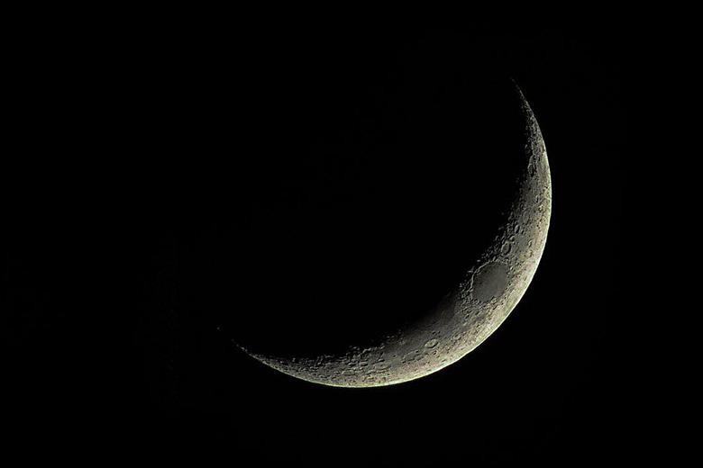 luna nuova fasi lunari