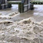 Il fiume Po può creare energia come 3 centrali nucleari anche se non è in piena come oggi