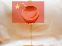finto miele cinese